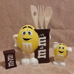 M&M's Mars Inc. Officially Licensed Ceramic Counte